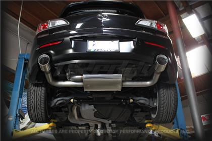mazdaspeed 3 2013 cat back exhaust